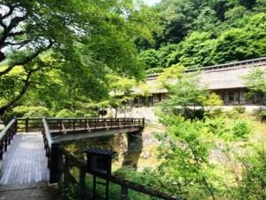 大沢温泉,菊水館
