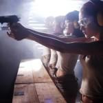中国 軍事訓練 拳銃