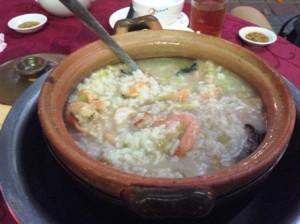 潮州,料理,海鮮,雑炊