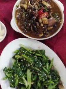 潮州,料理,貝,野菜
