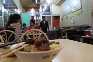 青海省西寧市,麺屋さん