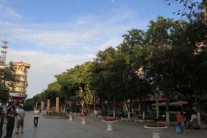 敦煌の公園2