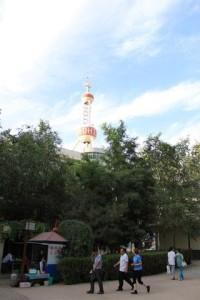 敦煌の公園