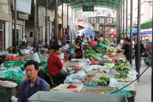 市場,野菜