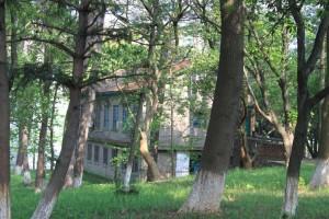 江西農業大学のキャンパス