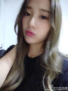 SNH48-陈佳莹