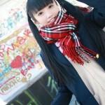 小柔SeeU、女子高生のコスプレ