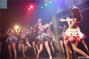 SNH48 シアター3