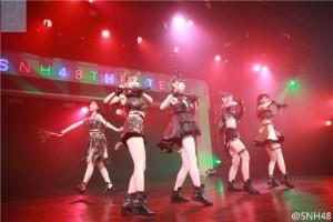 SNH48 シアター2
