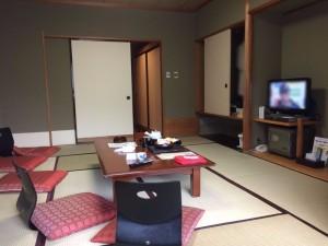 花巻温泉ホテル紅葉館の客室