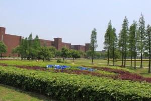 江西師範大学のキャンパス