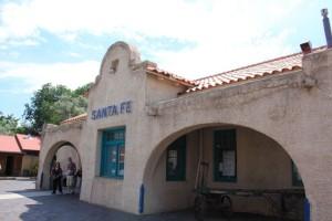 サンタフェ駅