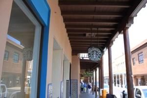 サンタフェにあるスターバックスコーヒー