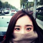 中国人モデル、最近のヤン・ミー