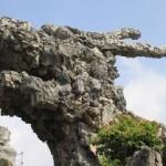 恵州西湖の石龍