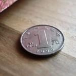 1人民元硬貨
