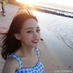 黄婷婷さん、SNH48、セクシーショット