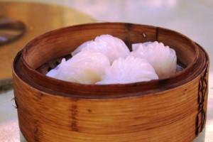 蓮香楼、広州の飲茶、海老餃子