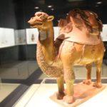 上海博物館の展示品、ろば