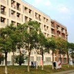 中国の大学の宿舎