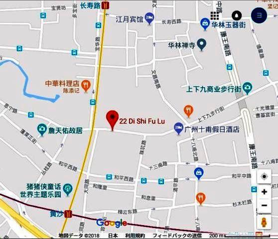 map,taotaoju