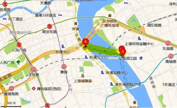 地図,フェリーの航路