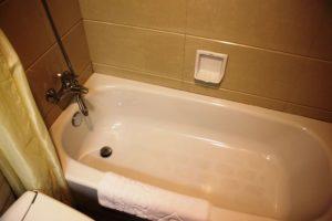 上海中電大酒店のお風呂