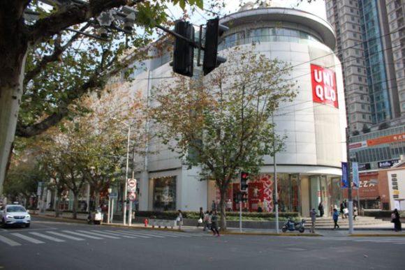 ユニクロ南京西路店