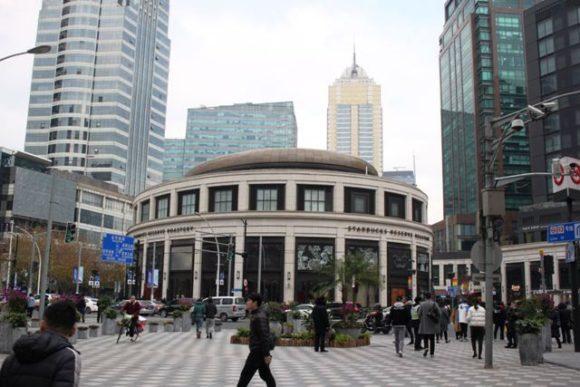 リザーブ ロースタリー上海