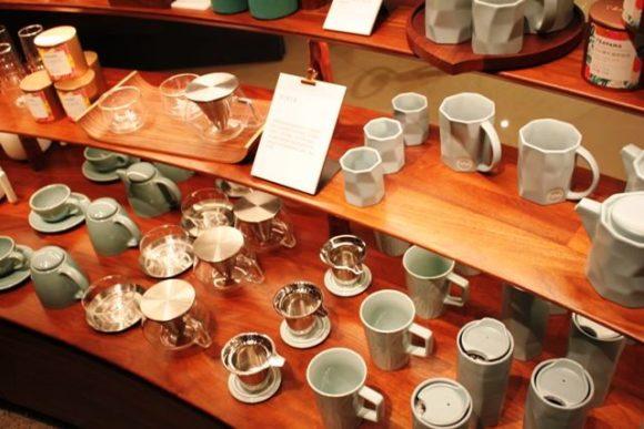 マグ、茶器、スタバ上海