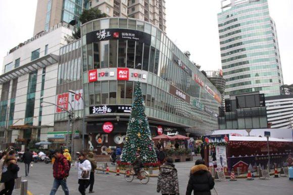 上海の吴江路