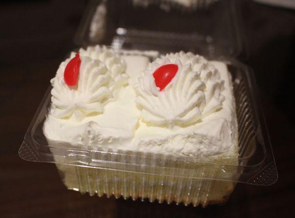 紅宝石のケーキ